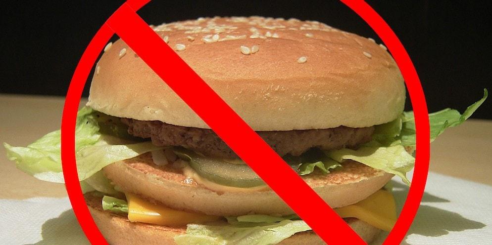 The hamburger must die