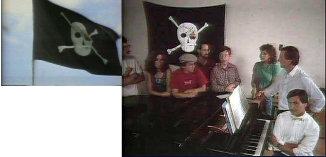 Susan Kare pirate flags